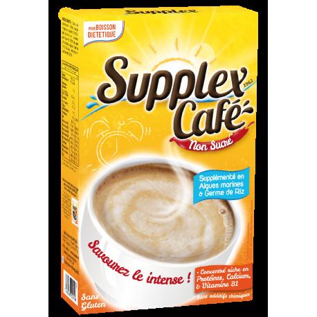 Supplex CAFÉ Non Sucré* & Intense