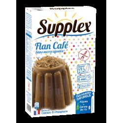 Flan Café Non Sucré SANS GLUTEN