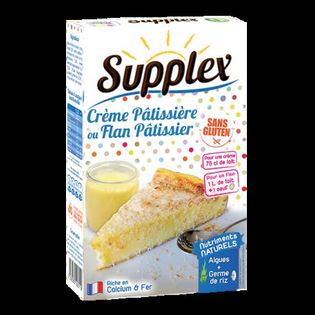Crème Pâtissière (ou Flan Pâtissier) Non Sucré