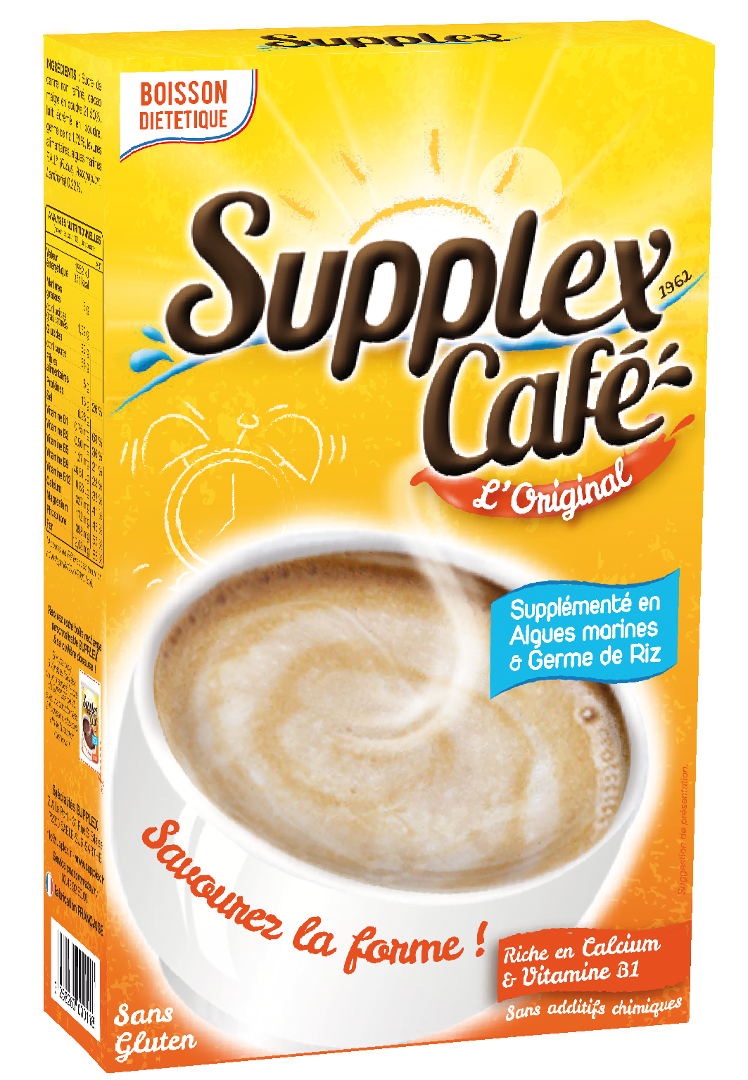 SUPPLEX CAFE ORIGINAL