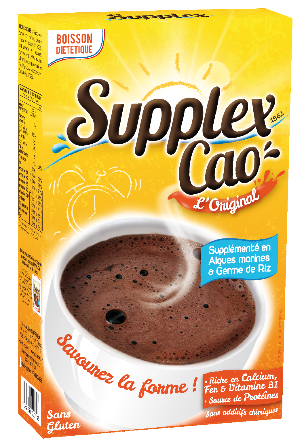 SUPPLEX CAO ORIGINAL