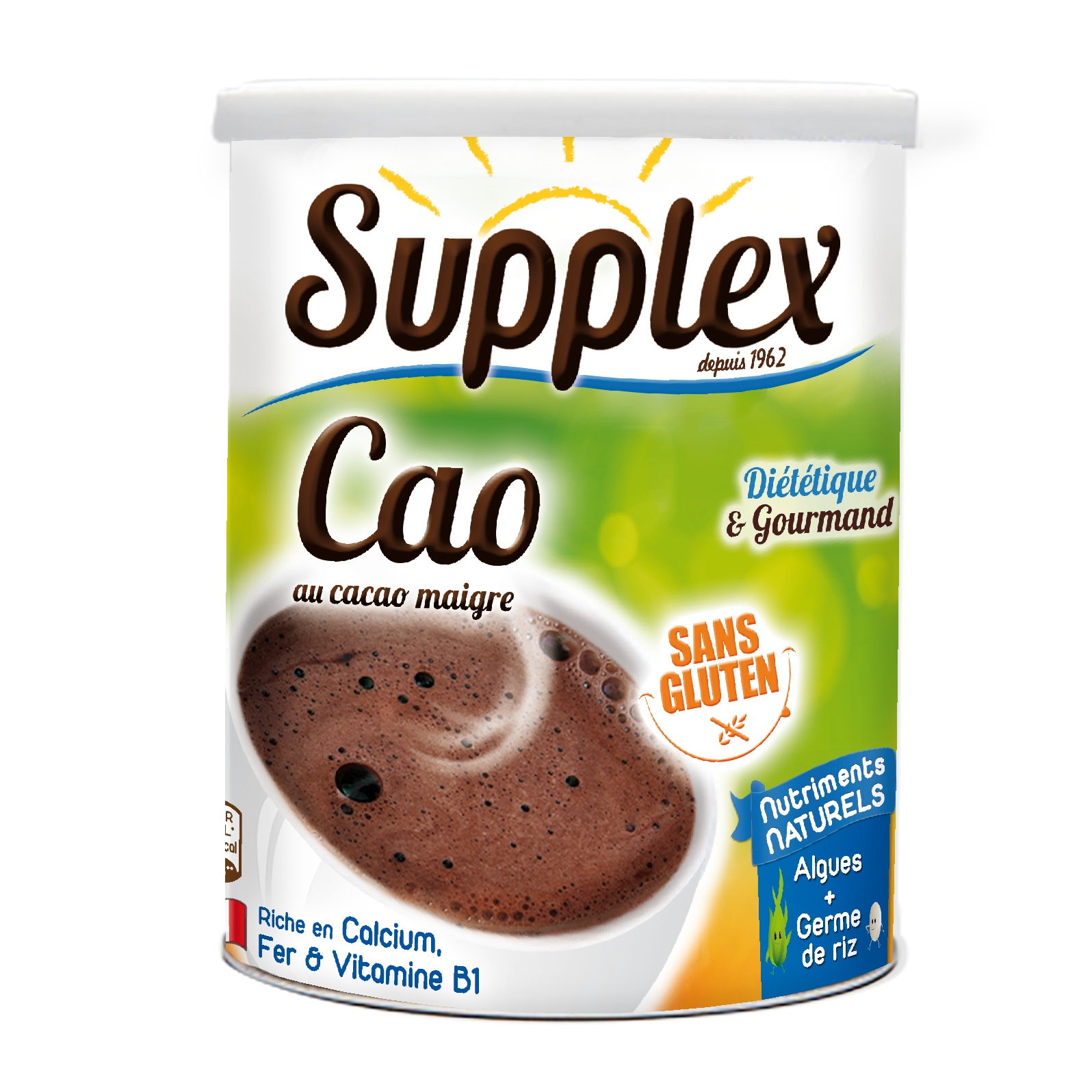 Supplex Cao 400 G