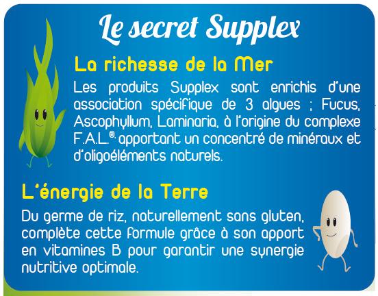 Secret de Supplex Sans Gluten